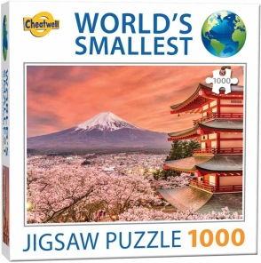 World Smallest Puzzle - Mount Fuji -