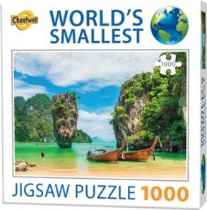 World Smallest Puzzle - Phuket Thailand -