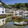 World Smallest Puzzle - Polperro Cornwall