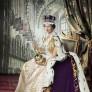 Pussel - Drottning Elisabeth II