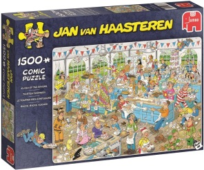 Jan van Haasteren - Clash of the Bakers -