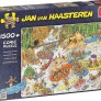 Jan van Haasteren - Wild Water Rafting