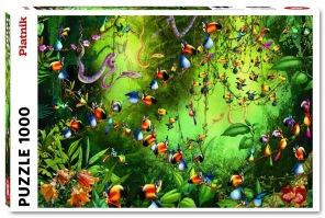 Francois Ruyer - Jungle Birds -
