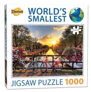 World Smallest Puzzle - Amsterdam -
