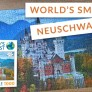 World Smallest Puzzle - Neushwanstein Castle
