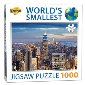 World Smallest Puzzle - New York -