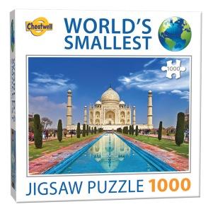 World Smallest Puzzle - Taj Mahal -