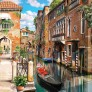 World Smallest Puzzle - Venice Canal