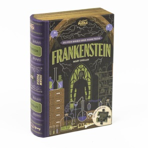Bok & Pussel - Frankenstein -