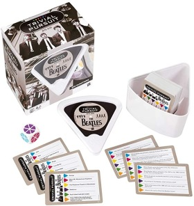Pussel - Beatles Trivial Pursuit -