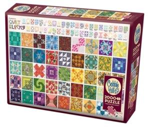 Pussel - Quilt Blocks -