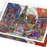 Pussel - Colours of Paris