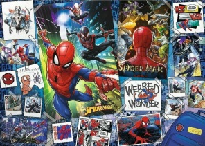 Pussel - Spider-Man -