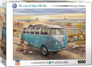 Pussel - VW Love and Hope -