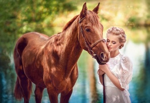 Pussel - Beaty and Gentleness -