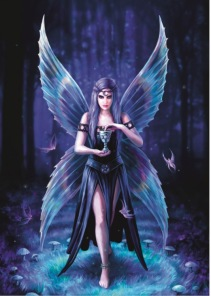Anne Stokes - Enchantment -