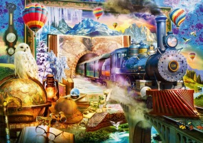 Pussel - Magical Journey -