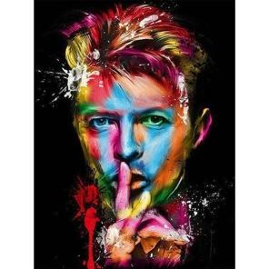 Diamantmålning - David Bowie -
