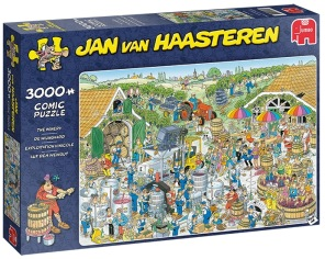 Jan van Haasteren - The Winery -