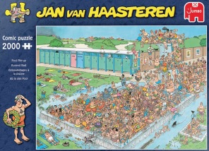 Jan van Haasteren - Pool Pile-Up -