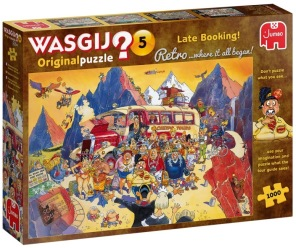Wasgij - Late Booking -