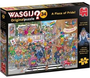 Wasgij - A Piece of Pride -