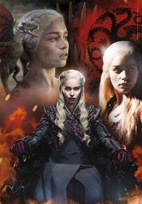Pussel - Game of Thrones -