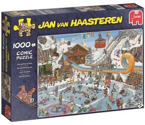Jan van Haasteren - The Winter Games -