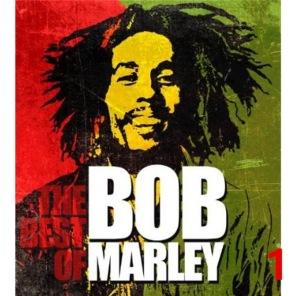 Diamantmålning - Bob Marley -