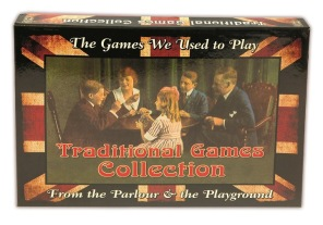 Mindre Spel - Traditional Games Collection -