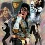 Diamantmålning - Michael Jackson