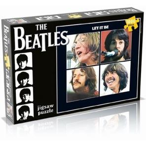 Beatles Pussel - Let it Be -
