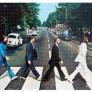 Beatles Pussel - Abbey Road