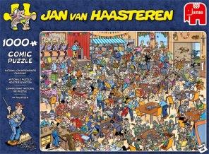 Jan van Haasteren - National Championship Puzzling -
