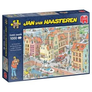 Jan van Haasteren - The Missing Piece -