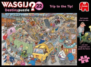 Wasgij - Trip to the Tip! -