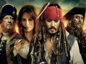 Diamantmålning - Pirate of the Caribbean -