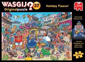 Wasgij - Holiday Fiasco -
