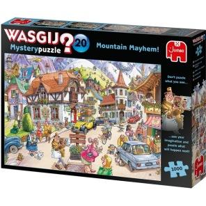 Wasgij - Mountain Mayhem -