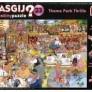 Wasgij - Theme Park Thrills