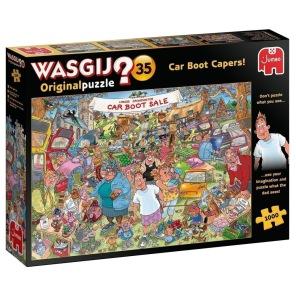 Beg. Wasgij - Car Boot Capers -