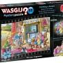 Beg. Wasgij - Catching a Break