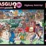 Beg. Wasgij - Highway Hold-Up
