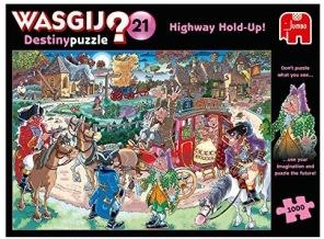 Beg. Wasgij - Highway Hold-Up -
