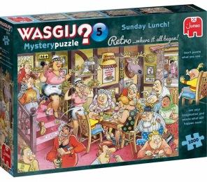 Beg. Wasgij - Sunday Lunch -