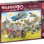 Beg. Wasgij - Time Travel