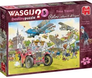 Beg. Wasgij - Time Travel -