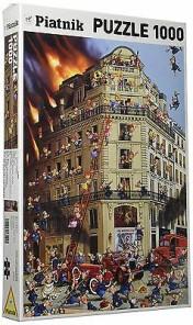 Beg. Francois Ruyer - Fire Brigade -
