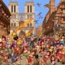 Francois Ruyer - La Cour des Miracles