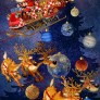 Pussel - Santa Claus is arriving